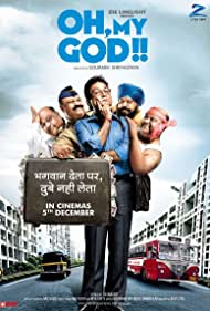 Vinay Pathak and Saurabh Shukla in Oh, My God!! (2008)