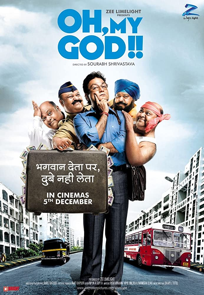 Oh, My God!! 2008 Hindi Movie DvdRip 250mb 480p 800mb 720p 1.7GB 1080p