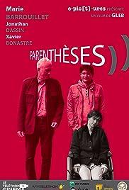 Parenthèses Poster