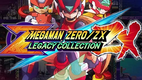 Mega Man Zero/ZX Legacy Collection: Launch Trailer