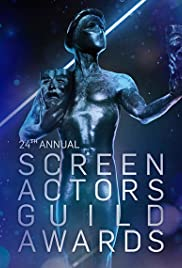 24th Annual Screen Actors Guild Awards Poster