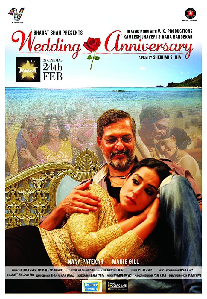 Wedding Anniversary (2017) Hindi 720p HDRip Esubs MovCr