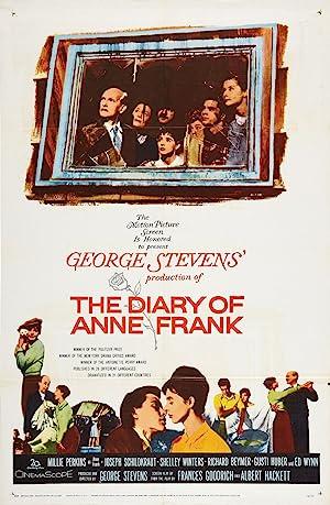 The Diary Of Anne Frank 1959 1080p BluRay x265-RARBG