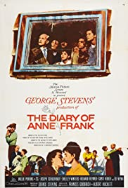 The Diary of Anne Frank (1959) Poster - Movie Forum, Cast, Reviews