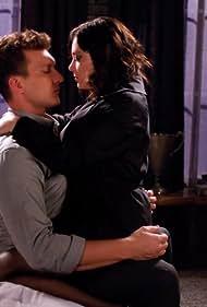 Scott Michael Foster and Rachel Bloom in Crazy Ex-Girlfriend (2015)