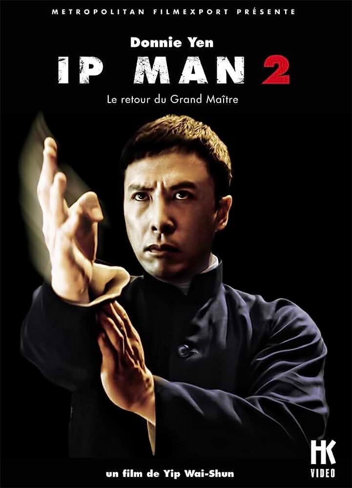 Ip Man 2 (2010) in Hindi