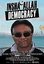 Insha'Allah Democracy Poster
