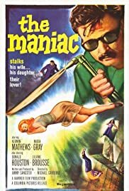 Maniac (1963) Poster - Movie Forum, Cast, Reviews