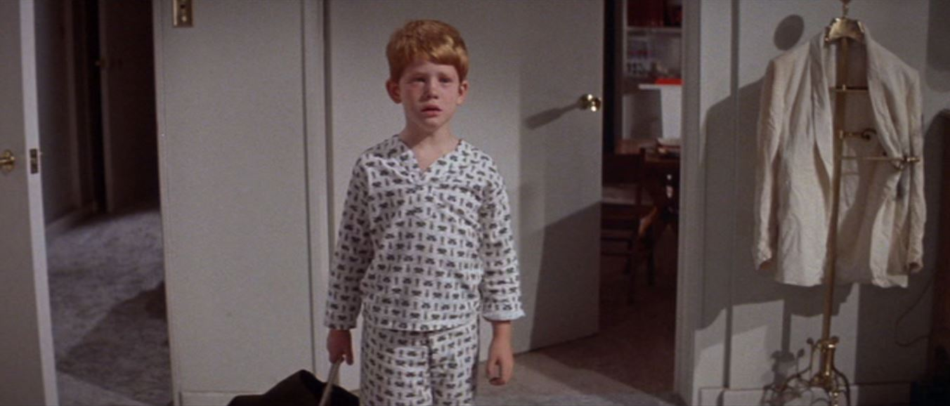 Ron Howard in The Courtship of Eddie's Father (1963)