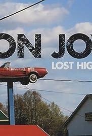 Bon Jovi: Lost Highway Poster
