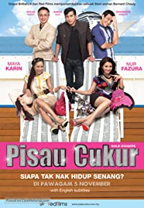 Downloadable new movies Pisau cukur [Bluray]
