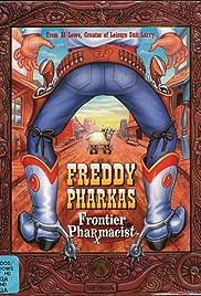 Freddy Pharkas, Frontier Pharmacist Poster