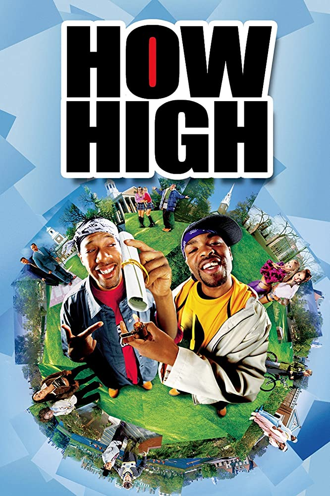 How High 2001 Hindi Dual Audio 300MB BluRay ESub