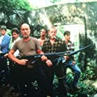 Robert Duvall, Gary Busey, Michael Schoeffling, and Glenn Frey in Let's Get Harry (1986)