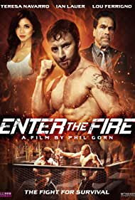 Lou Ferrigno, Guy A. Grundy, Teresa Navarro, and Ian Lauer in Enter the Fire (2018)
