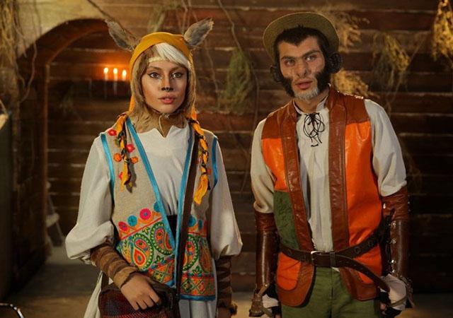 Arsalan Ghasemi and Tarlan Parvaneh in White Forehead 3 (2019)