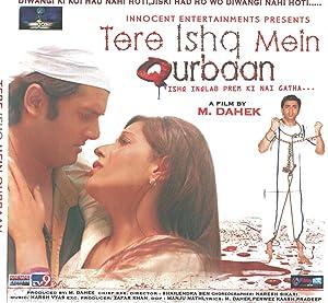 Tere Ishq Mein Qurbaan song lyrics