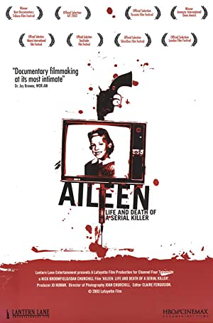 Watch Aileen: Life and Death of a Serial Killer Free Online