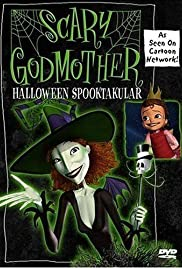 scary godmother halloween spooktakular poster