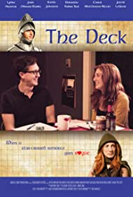 Josh Odsess-Rubin and Lydia Hunter in The Deck (2019)