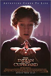 English movie direct free downloads The Indian in the Cupboard USA [1280p]