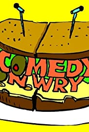 Comedy on Wry Poster