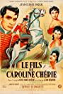 Caroline and the Rebels (1955) Poster