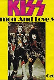 Kiss: C'mon and Love Me Poster
