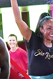 Roller Fitness with Tiffany Haddish Poster