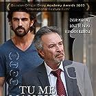 Oscar Martínez and Fernando Barbosa in Tu me manques (2019)