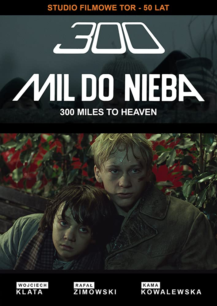 Image result for 300 Miles to Heaven (1989)