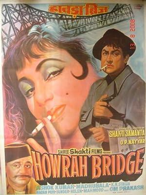 Shakti Samanta Howrah Bridge Movie