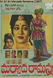 Sri Sri Sri Maryada Ramanna 1967 Imdb