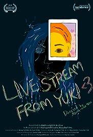 Live Stream from YUKI <3 Poster