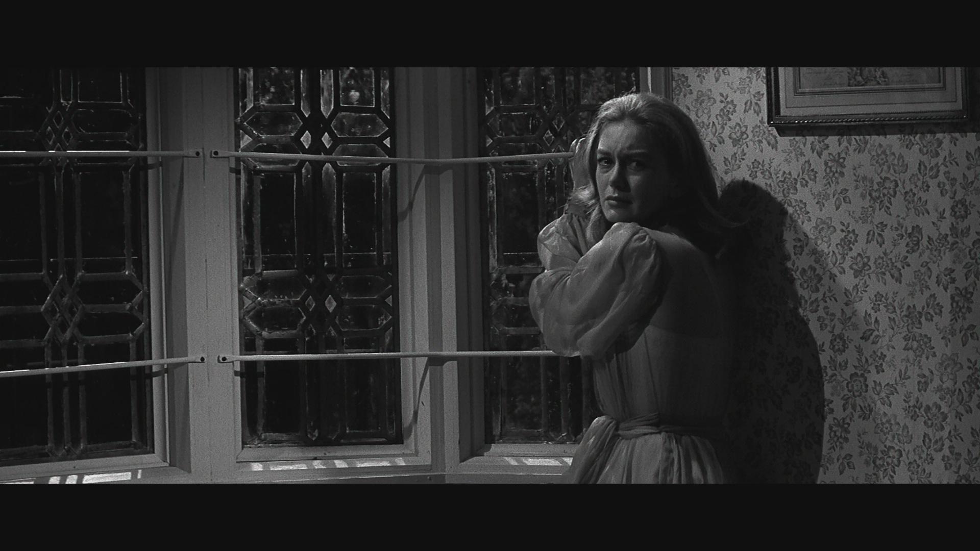 Janette Scott in Paranoiac (1963)