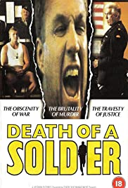 Death of a Soldier Poster