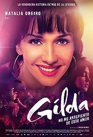 I'm Gilda Poster