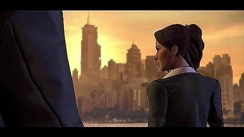 Batman: The Telltale Series: World Premiere Trailer: Episode 1: Realm Of Shadows
