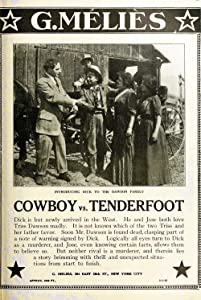 New movies video download hd Cowboy vs. Tenderfoot [480x640]