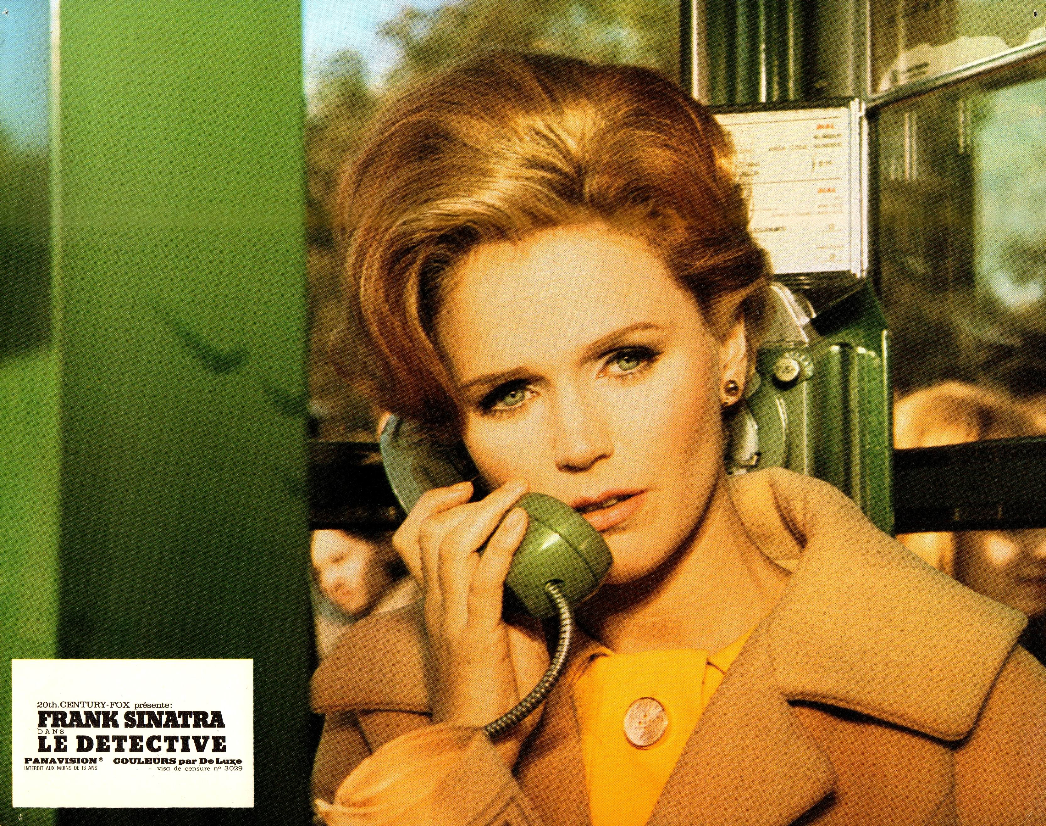 Lee Remick in The Detective (1968)