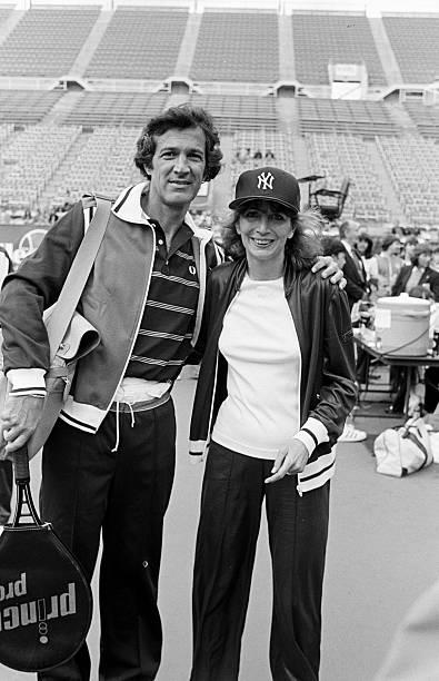 Penny Marshall and Stan Dragoti