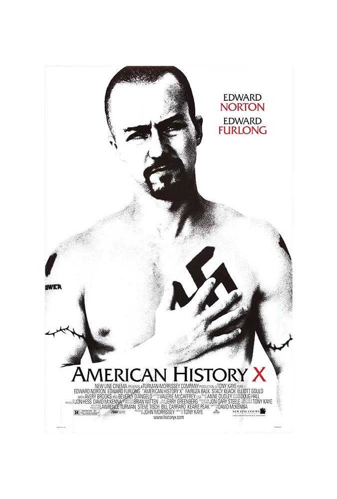 American History X(1998)