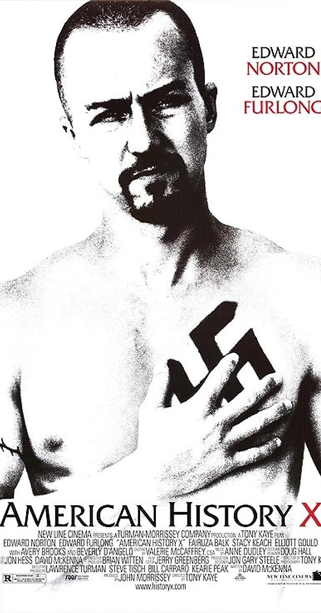 Amerikos istorija X / American History X (1998)