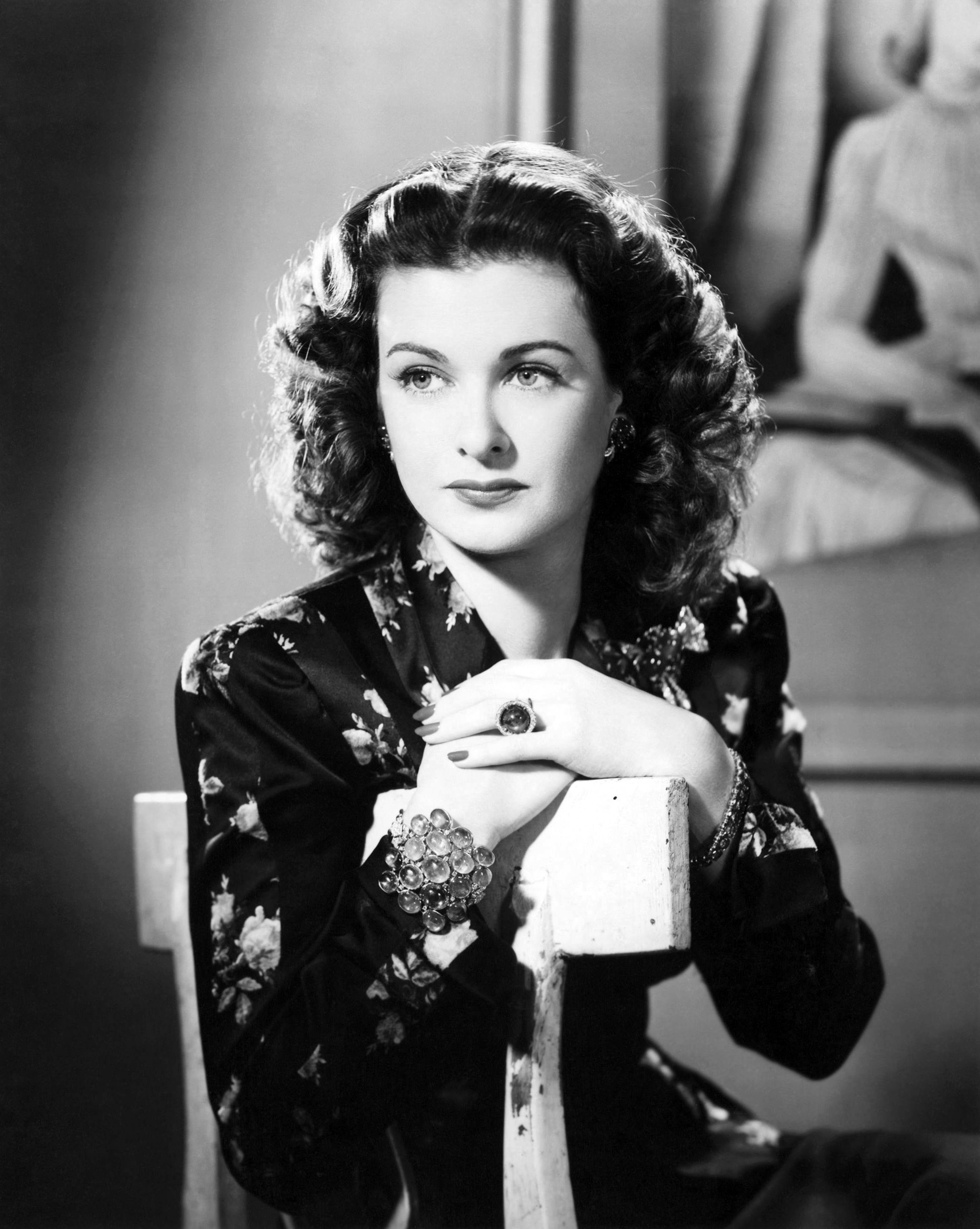 Joan Bennett in The Woman in the Window (1944)