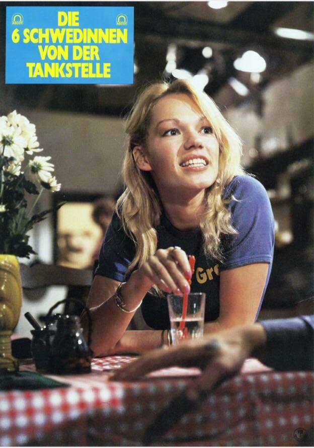 Brigitte Lahaie in Sechs Schwedinnen von der Tankstelle (1980)