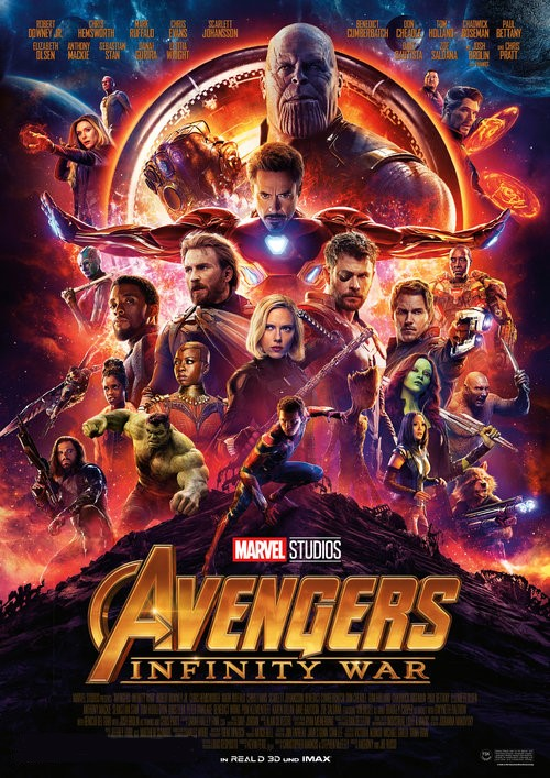 Avengers: Infinity War (2018) Watch Free Movies Online HD