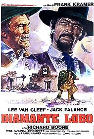 Jack Palance and Lee Van Cleef in Diamante Lobo (1976)