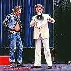 Erik Clausen and Leif Sylvester in Den musikalske pythonslange (1979)