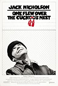 One Flew Over the Cuckoo's Nest (1975) Poster - Movie Forum, Cast, Reviews