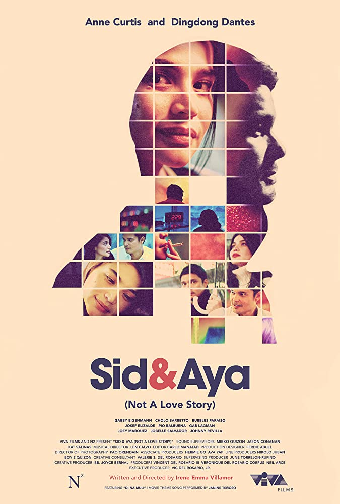 Sid & Aya: Not a Love Story (2018) HDRip